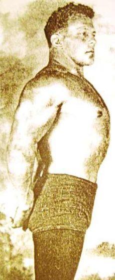 Henry 'Milo' Steinborn
